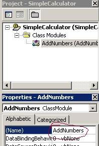 Creating Visual basic COMponents for ASP