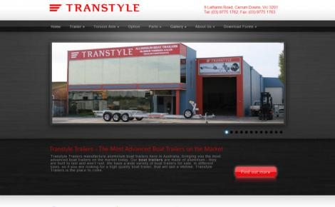Transtyle