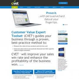 Customer Value Expert Toolset