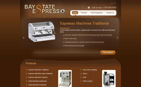 Bay State Espresso