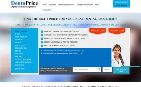 Dento Price