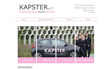 Kapster (Hairdresser)