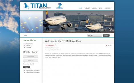 Titan – Joomla