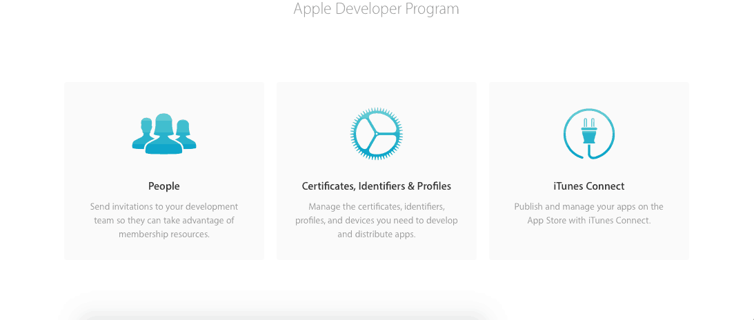 Apple Development Program