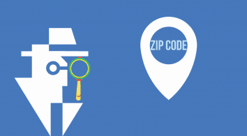 Search nearby locations based on zip code